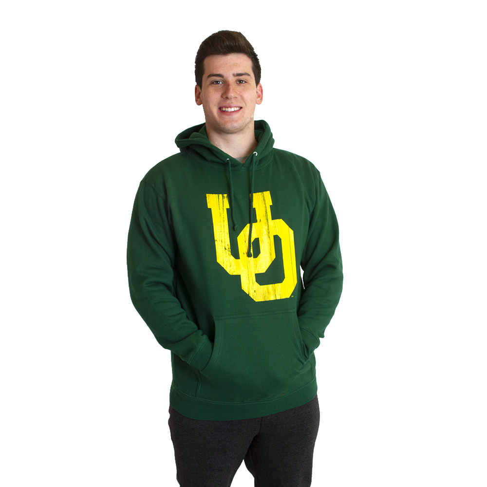 Interlocking UO, Fleece, Pullover, Sweatshirt, Hoodie